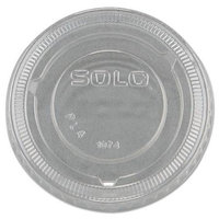 Solo Inc SOLO Cup Company No-Slot Plastic Cup Lids