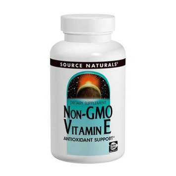 Source Naturals Inc. Source Naturals - Non-GMO Vitamin E 400 IU - 60 Tablets