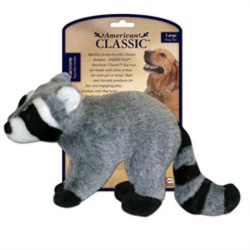 Jakks Pacific American Classic Racoon Large Dog Toy