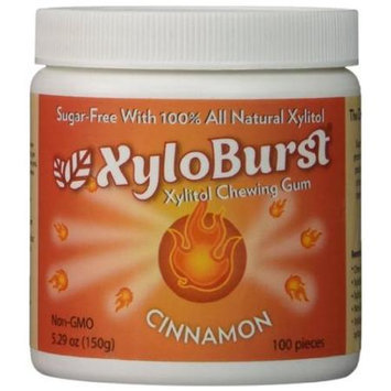 Cinnamon Mints Jar XyloBurst 300 ct Mints
