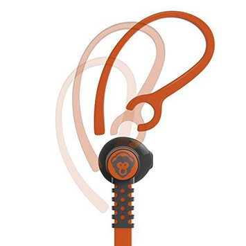 Dvd Flex Stereo Earphones Apple (Orange)