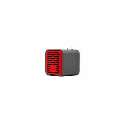 Mbquart Qub110301 Red Speaker Single Driver Wireless