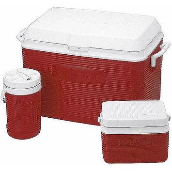Rubbermaid 48 Quart Value Pack Coolers FG2A1702MODRD