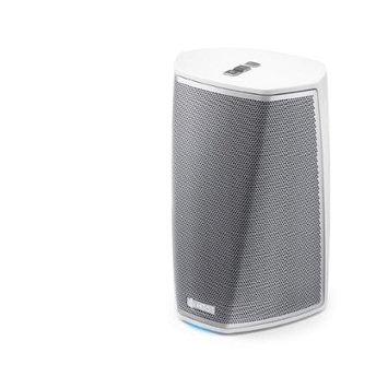 Denon - Heos 1 Portable Speaker - White