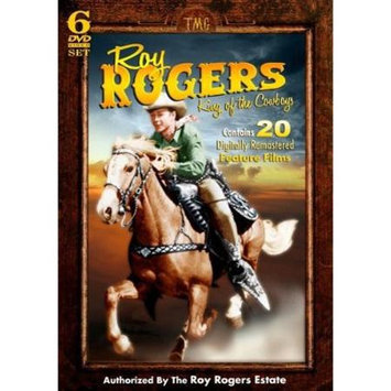 Timeless Media Group Roy Rogers King Of The Cowboys [dvd] [1942-1950/6dvd Slim]