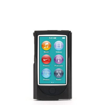 Griffin Technology - 2-in-1 Case For Apple Ipod Nano 7th Generation - Black