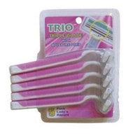 Bulk Buys Ladys Stainless Steel TRIO Triple Blade Razor - Case of 108