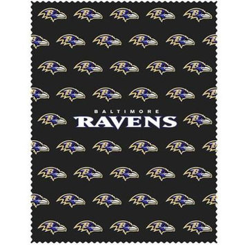 Siskiyou Sports FICC180 Ravens iPad Microfiber Cleaning Cloth