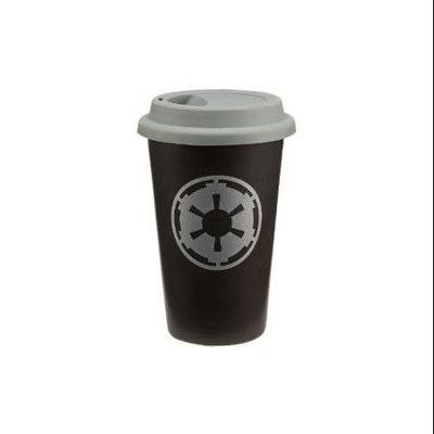 Vandor Star Wars Imperial Symbol Ceramic Travel Mug