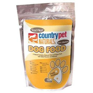 Real Meat Co Real Meat 70302 Chicken Dog Food - 2 Pound Bag