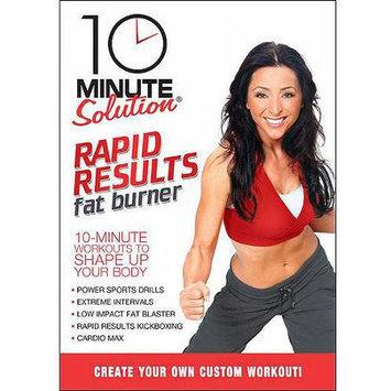 Anchor Bay/starz 10 Minute Solution: Rapid Results Fat Burner (DVD)