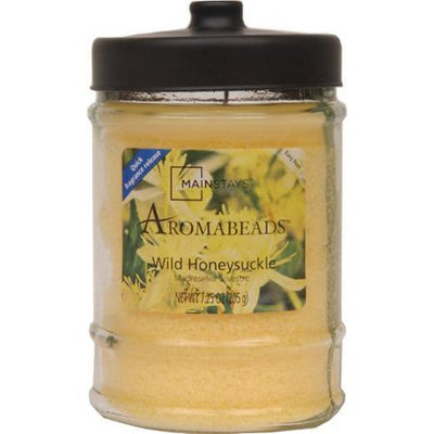 Jar Candle Wild Honeysuckle Aromabeads Quick Release Fragrance 7.25oz