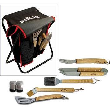 Jim Beam Jb0103 9-piece Tailgate Set
