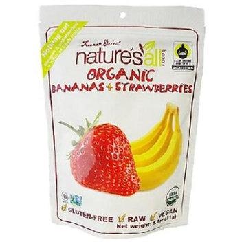 Natures All Foods BG16276 Natures All Foods Frz Dr Bn-Str Ft - 12x1.8OZ