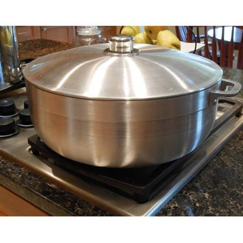 King Kooker Stock Pot with Lid Size: 5.25