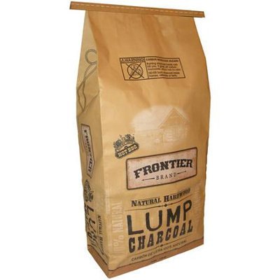 Frontier 10 Pound Lump Charcoal