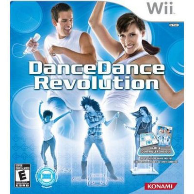 Konami Digital Entertainment Dance Dance Revolution Wii Game KONAMI