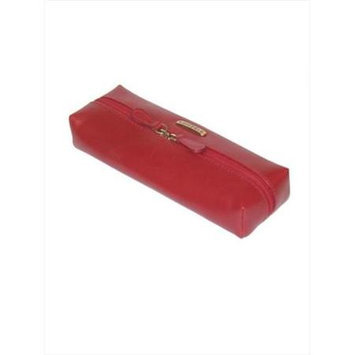 Scully H637-04-20 Hidesign By Scully Female Red Cosmetic Case