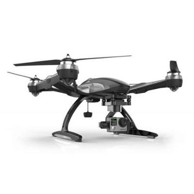 Yuneec - Typhoon G Quadcopter Rtf Drone - Black