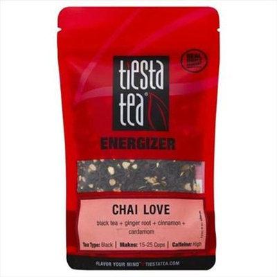 Tiesta Tea 1.9 oz. Chai Energizer Tea Case Of 6
