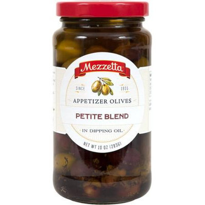 Mezzetta 10 oz. Appetizer Olives - Petite Blend Case Of 6