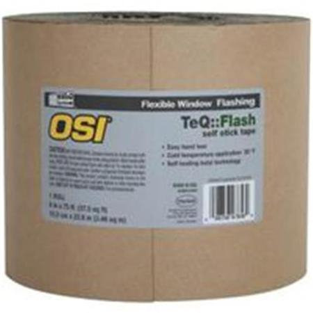 Henkel/osi Sealants 1022835 6in X 100in Black WinteQ TeQ Flash Asphalt Tape