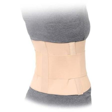 Advanced Orthopaedics 507 - P Lumbar Sacral Support With Insert Pocket - Large