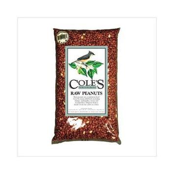 Cole's Wild Bird Products Raw Peanuts 5 Lbs.