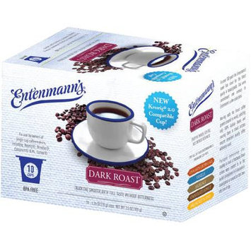 Entenmann's Coffee Dark Roast 10 K-Cups