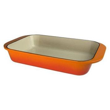 Artland Inc. La Maison 5 qt. Orange Rectangular Baker