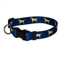 Yellow Dog Design YLL101S Yellow Lab Standard Collar - Small