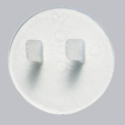 Leviton C20-12777-000 Safety Outlet Cap, White