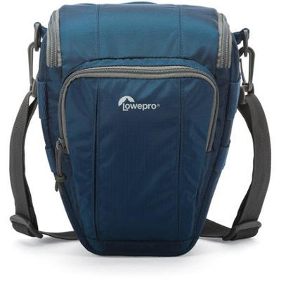 Lowepro - Toploader Zoom 50 Aw Ii Camera Bag - Galaxy Blue