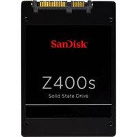 Sandisk Z400s 64GB 2.5 Internal Solid State Drive - Sata - 546 Mbps Maximum Read Transfer Rate - 342 Mbps Maximum Write Transfer Rate (sd8sbat-064g-1122 25)