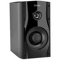 Definitive Technology StudioMonitor 45 Bookshelf Speakers in Black