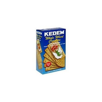 Kedem Gefen B10971 Gefen Whole Wheat Cracker With Garlic And Dill - 24x9Oz