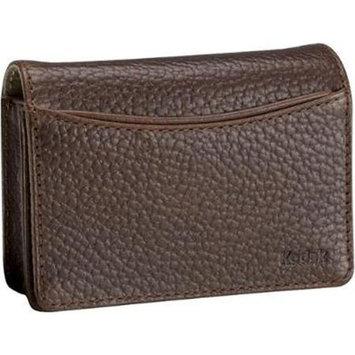 Kodak Premiere Leather Camera Case - Cowboy Brown