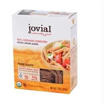 Jovial Foods - Organic Whole Grain Penne Rigate Pasta - 12 oz.