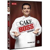 Cake Boss: Season 4 Vol 2 (2 Disc) (dvd)