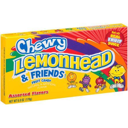 Lemonhead & Friends Chewy Fruit Candy