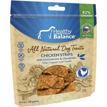 Kettle Creek Farms Healthy Balance Chicken Strips With Glocosamine/Chon