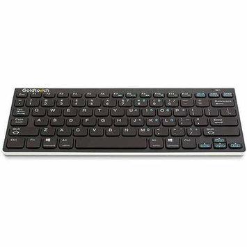 Goldtouch Bluetooth Mini Keyboard Bluetooth Wireless Keyboard