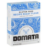 Domata Living Flour Recipe Ready -Pack of 6