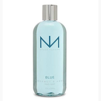 Blue Body Wash, 11 oz. - Niven Morgan - Blue