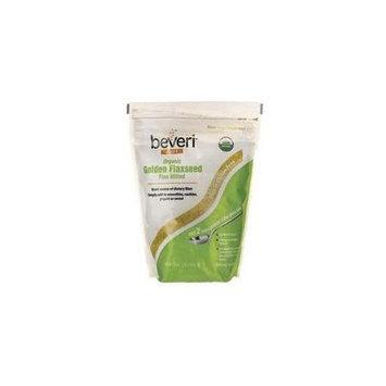 Beveri Organic Golden Flaxseed Fine Milled 16 oz