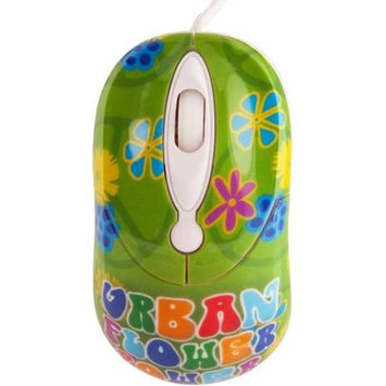 Urban Factory CM13UF Crazy Urban Flower Mouse