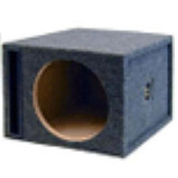 AVOX ELECTRONICS INC BOX10SRV 10 in. Single Round Vented Enclosures