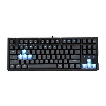 Rosewill RGB80 BR LED Illuminated Brown Mechanical Switches USB Gaming Keyboard