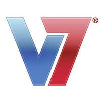 V7 V7C540H1MG Lexmark Magenta C54x X54x Tonertonr 2000 Page Replaces C540h1mg