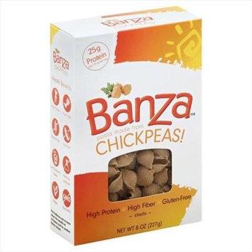 Banza 8 oz. Pasta Chickpea Shells Case Of 6